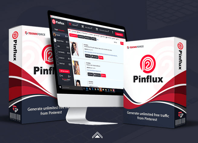 Pinflux Review – Get Your Traffic Tripled with This Cool & Easily Automated, Pinterest-Based, Traffic-Generating Tool