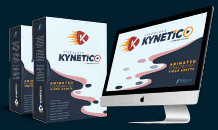 Videolova Kynetico Review – Don't Waste Any More Time To Create Intriguing Marketing Vidoes