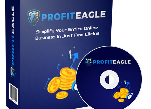 Profit Eagle Review – The Optimal Software to Create All the Affiliate Funnels