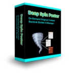 Deep Spin Poster Review – Achieve The Best Search Engine Rankings