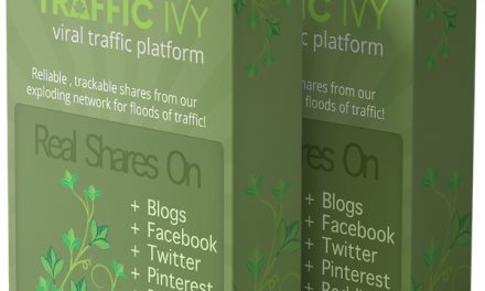 Traffic Ivy Review – Get More Clicks, Generate More Traffic, Achieve More Profit and Promote Your Online Business All Via One Trustworthy and Traceable Product!