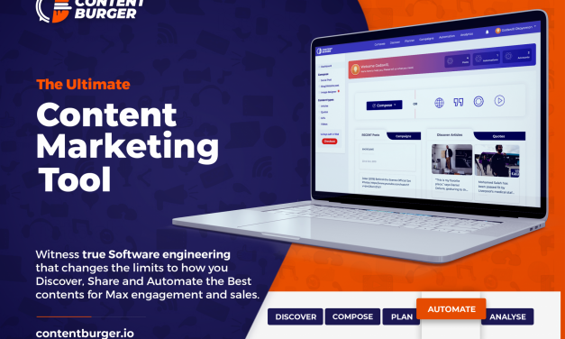 Content Burger Review – All You Need to Possess Excellent Content and Master Social Marketing in 2020!